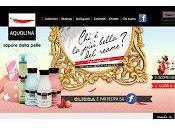 Aquolina Pink Sugar: Nuovo sito dedicato all' E-Commerce