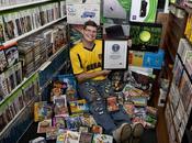 collezionista videogiochi entra Guinness Primati Notizia