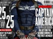 Empire Magazine dedica cover febbraio Captain America: Winter Soldier