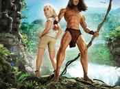 nuovo poster internazionale film d'animazione Tarzan