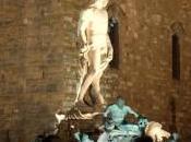 Edward Morgan Forster, Firenze Piazza della Signoria