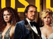 American Hustle L'apparenza inganna. cinema dall'1 gennaio 2014.