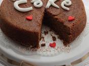 Cake cioccolato auguri!