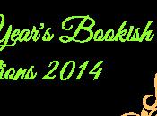 Year's Bookish Resolutions 2014, propositi nuovo anno!