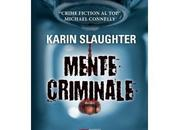 "Nuove Uscite ""Mente criminale"" Karin Slaughter"