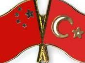Cina turchia, relazioni crescita