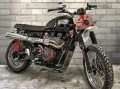 Café Racer Scrambler Motor Bike Expo 2014