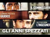 """trilogia """"Gli Anni Spezzati"""" gennaio racconta l'Italia ferita terroristi negli Settanta (Corriere della Sera)"""