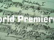 World premieres Novecento Guitar Sonatas
