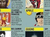 """L'Accademia Fumetto Siena inaugura Club Martedì"""", serie incontri fumetto"""