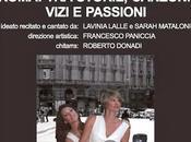 Roma, storie canzoni vizi passioni gennaio 2014 Luino