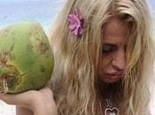 Valeria Marini beccata Florida chilo buccia d'arancia
