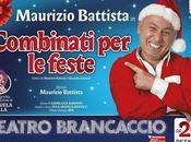 [EXTRA TEATRO] Combinati Feste Maurizio Battista Recensione