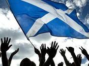 Scozia Lucia: Saltire, flag Scotland
