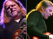 Warren Haynes Derek Trucks lasceranno Allman Brothers Band fine 2014.