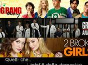 Recap telefili della domenica ovvero Bang Theory, Grey's Anatomy Broke Girls!