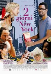 CINEMA FILM Giorni York: commedia sull'incontro mondi