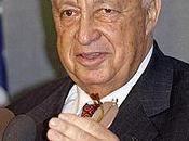 ricordo Ariel Sharon cinque aforismi