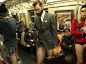 Pants Subway Ride 2014