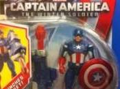 Captain America: Winter Soldier action figure della Hasbro