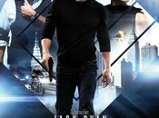 Chris Pine, Kevin Costner Keira Knightley primo poster italiano Jack Ryan L'Iniziazione