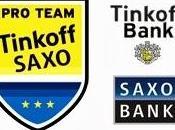 Tinkoff-Saxo, svelata maglia 2014