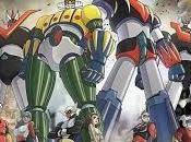 nagai robot collection: dopo strepitoso successo gazzetta dello sport pubblica ristampa!