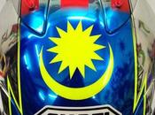 Shoei J-Force Replica Z.Khairuddin Malesia 2012 Zaki Design