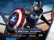 lotto promo internazionali Captain America: Winter Soldier