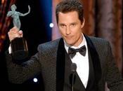 Matthew McConaughey Cate Blanchett migliori attori Award
