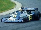 Tyrrel P34, prima ruote Giulio Scaccia)