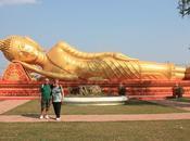 Ultima tappa Vientiane, capitale dimensione d'uomo