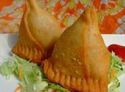 Samosa, classico della cucina indiana!