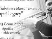 "ANDREA SABATINO MARCO TAMBURINI ""TRUMPET LEGACY"" MuDi gennaio 2014"