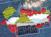Costa Concordia: l'Arpat denuncia l'inquinamento dell'area cantiere
