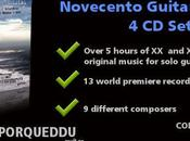 Novecento Guitar Sonatas: finito.