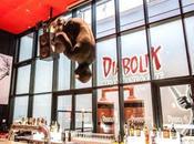 Diabolik Restaurant Cafè: Ravenna aperto locale tema