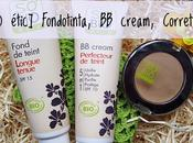 [SO'BiO étic] cream, Fondotinta, Correttore. impressioni.