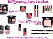Sussurri primavera: Chanel, Collection Notes Printemps 2014