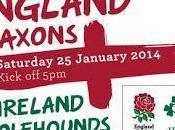 """rugby degli altri"""": Saxons-Wolfhounds, nominati sfida sabato"""