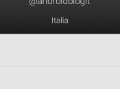 Tweedle: client Twitter leggero Android