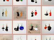Torna online collezione completa orecchini plexiglass VIAVAI!