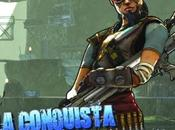 Recensione, BORDERLANDS CONQUISTA IMPOSSIBILE John Shirley