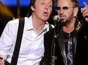 Paul McCartney Ringo Starr insieme Grammi Awards 2014