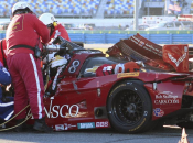 Daytona: video terribile incidente piloti