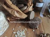 Biscotti croccanti farina carrube