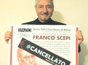 Mostre Milano: l'artista Franco Scepi presenta #CANCELLATO Emilio Tadini