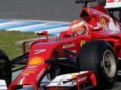 Test Jerez, Raikkonen veloce Ferrari