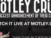 "Mötley Crüe Annunciano ""Final Tour"""