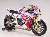 Honda 1000 WSBK Team Pata 2014